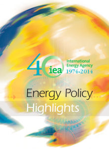 Energy Policy Highlights 1974-2014