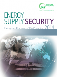 Energy Supply Security: Emergency Response of IEA Countries, 2014