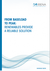 From Baseload to Peak: Renewables Provide a Reliable Solution