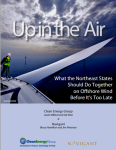 Up in the Air: What the Northeast States Should Do Together on Offshore Wind Before It's Too Late