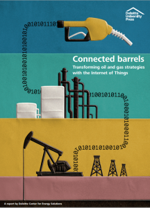 Connected Barrels: Transforming Oil and Gas Strategies With The Internet of Things