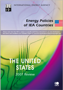 Energy Policies of IEA Countries – United States of America 2007 Review