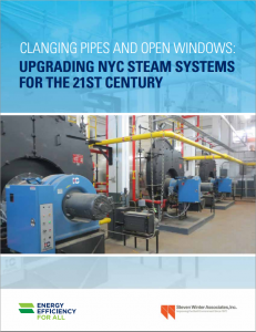 Clanging Pipes and Open Windows: Upgrading the NYC Steam Systems for the 21st Century