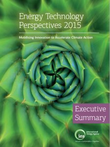 Energy Technology Perspectives 2015: Mobilising Innovation to Accelerate Climate Action