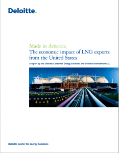 Made in America: The economic impact of LNG exports from the United States