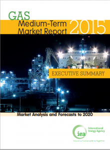 Medium-Term Gas Market Report 2015: Market Analysis and Forecasts to 2020