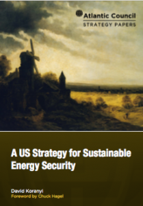 A US Strategy for Sustainable Energy Security