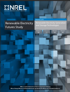 Renewable Electricity Generation and Storage Technologies