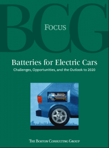 Batteries for Electric Cars: Challenges, Opportunities, and the Outlook to 2020