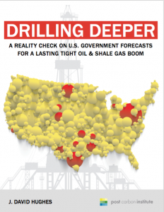 Drilling Deeper: A Reality Check on U.S. Government Forecasts for a Lasting Tight Oil and Shale Gas Boom