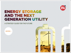 Energy Storage and The Next Generation Utility: A Strategy Guide for the Future