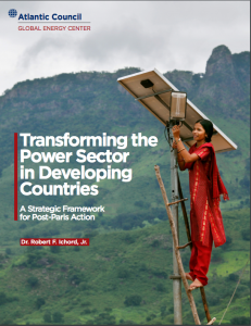 Transforming the Power Sector in Developing Countries A Strategic Framework for Post-Paris Action