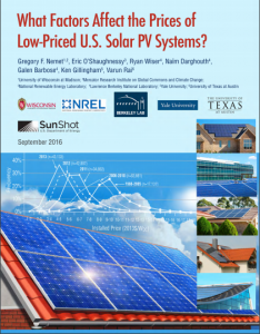 What Factors Affect the Prices of Low-Priced U.S. Solar PV Systems?