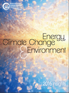 Energy, Climate Change, & Environment. 2016 Insights