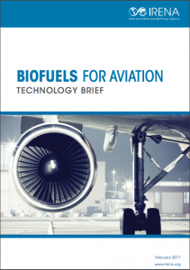 Biofuels for aviation: Technology brief