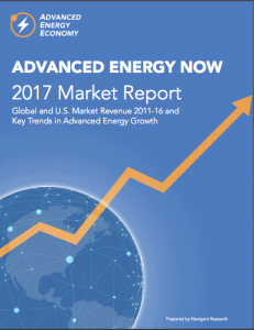 Advanced Energy Now Market Report 2017