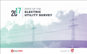 2017 State Of The Electric Utility Survey