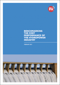 Benchmarking The Cost Performance of The Hydropower Industry
