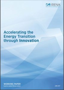 Accelerating the Energy Transition through Innovation