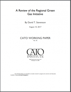 A Review of the Regional Green Gas Initiative
