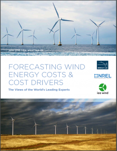Forecasting Wind Energy Costs & Cost Drivers
