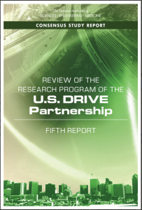 Review of the Research Program of the U.S. DRIVE Partnership:  Fifth Report (2017)