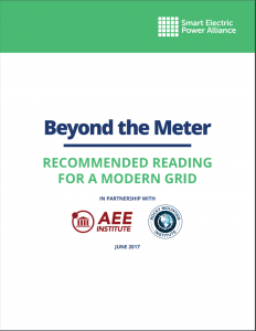 Beyond the Meter: Recommended Reading For a Modern Grid