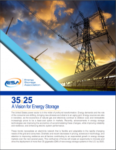 35X25: A Vision for Energy Storage