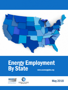 Energy Employment By State
