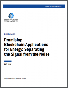 Promising Blockchain Applications for Energy: Separating the Signal from the Noise