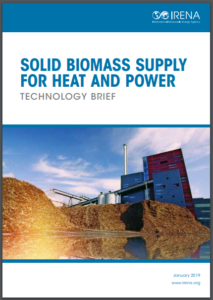 Solid Biomass Supply for Heat and Power: Technology Brief