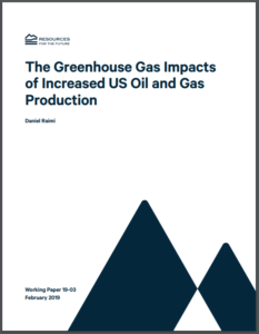 The Greenhouse Gas Impacts of Increased US Oil and Gas Production