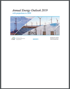 Annual Energy Outlook 2019