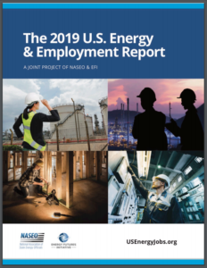 The 2019 U.S. Energy and Employment Report