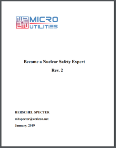 Become a Nuclear Safety Expert