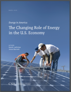 The Changing Role of Energy in the U.S. Economy