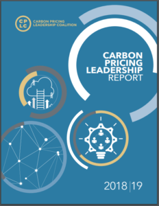 Carbon Pricing Leadership Report