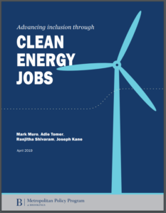 Advancing inclusion through Clean Energy Jobs