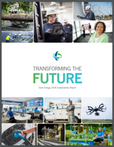 Duke Energy 2018 Sustainability Report