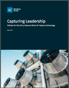 Capturing Leadership: Policies for the US to Advance Direct Air Capture Technology