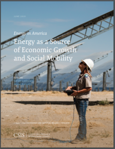 Energy as a Source of Economic Growth and Social Mobility