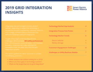 2019 Grid Integration Insights