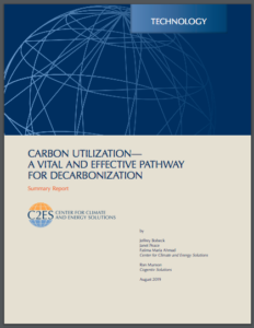 Carbon Utilization: A Vital and Effective Pathway for Decarbonization