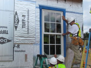 energy efficiency window installation