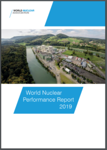World Nuclear Performance Report 2019