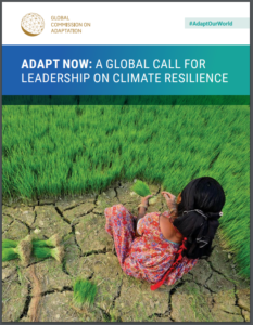 Adapt Now: A Global Call for Leadership on Climate Resilience