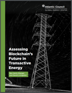 Assessing blockchain's future in transactive energy