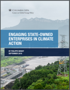 Engaging State-Owned Enterprises in Climate Action