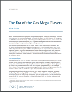 The Era of the Gas Mega-Players