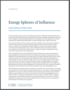 Energy Spheres of Influence